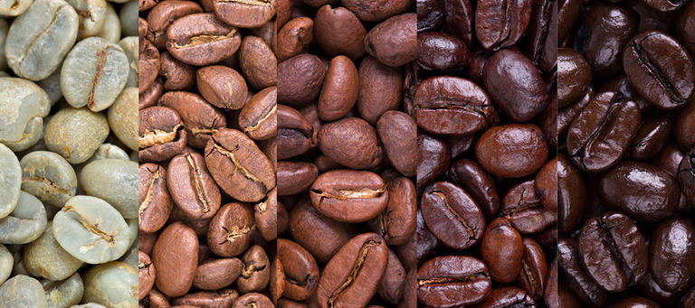 خرید قهوه رست شده