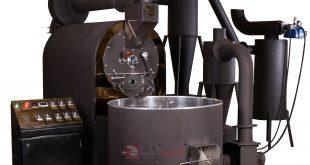 دستگاه رستر قهوه صنعتی ایلیا
